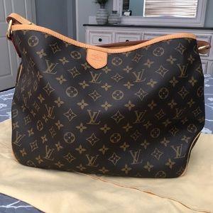 Louis Vuitton Delightful Monogram PM Hobo Bag